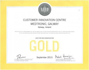 JJ-Rhatigan-LEED-Medtronic-Certification