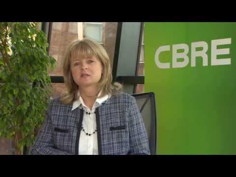 Marie Hunt CBRE | Irish Building Magazine News Item