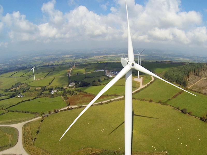 Bord Na M 243 Na Secures Agreement On Sliabh Bawn Windfarm