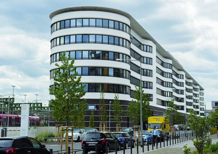 New Passive House Office Building In Frankfurt Now