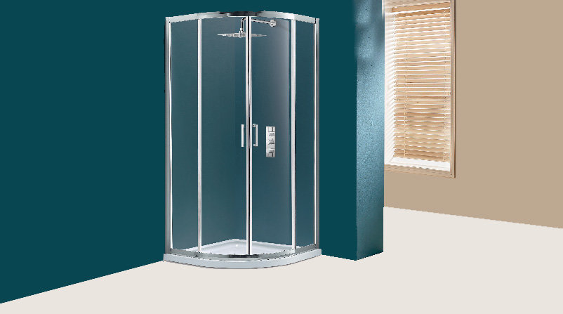 Hydro Express Fit – the No 1 Installers Choice Shower Door