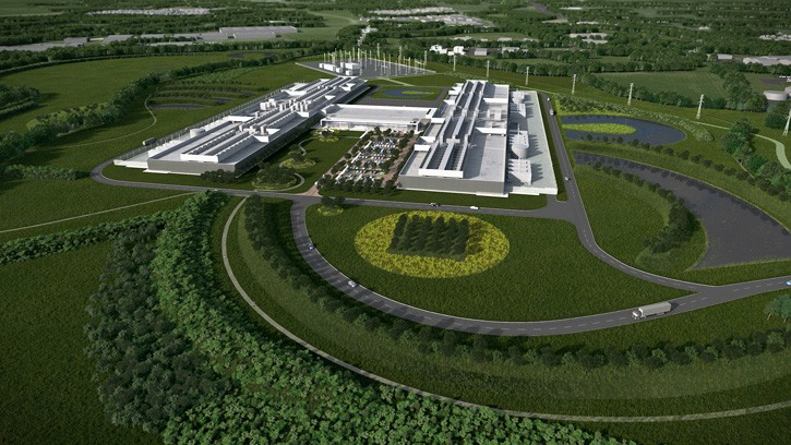 Construction Starts On Facebooks Newest Data Centre At Clonee on Zero Energy Building