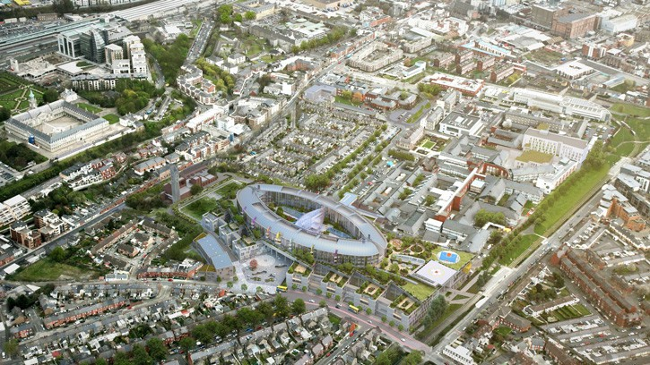Minister Harris gets green light for €1bn new children's hospital