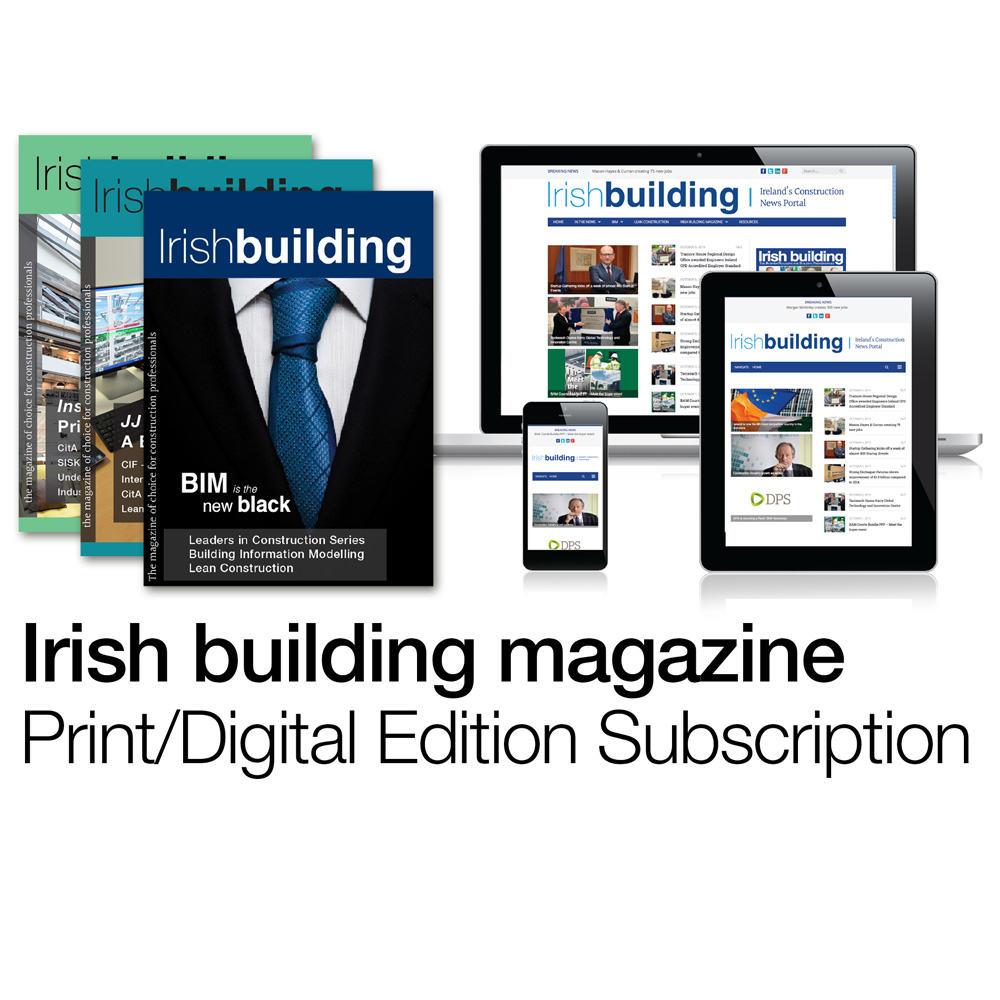 Print/Digital Editions, (Annual Subscription)
