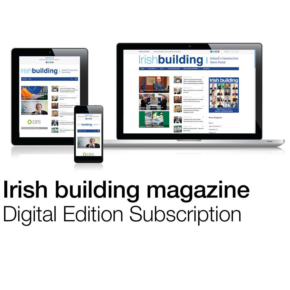 Digital Edition, (Annual Subscription)