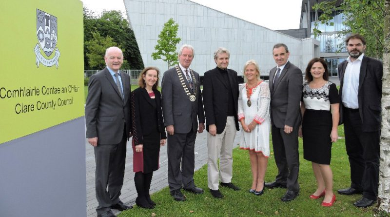 Consultants Appointed To Design new Clare County Library