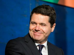 Minister-Donohoe