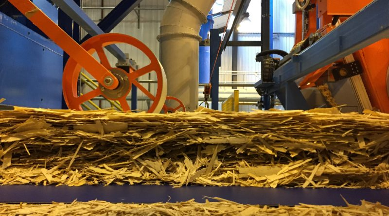 €44m upgrade for SMARTPLY OSB manufacturing plant