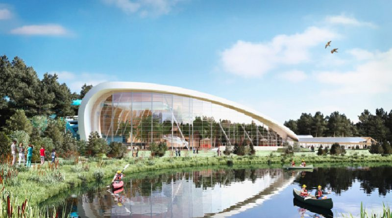 Center Parcs signs contract with John Sisk & Son for construction of lodges and center buildings at Center Parcs Longford Forest
