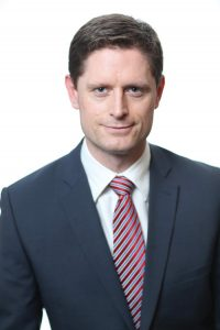 Alan Mahon Director with Investec Corporate Finance