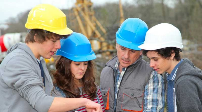 CAO applications for construction related courses have shown a sizable jump