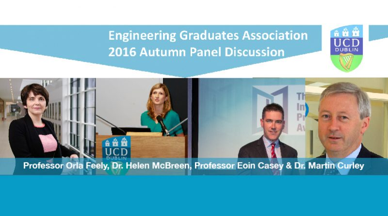 UCD Engineers Research into Jobs