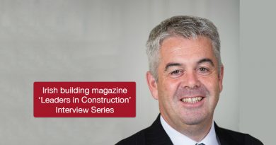 'Leaders in Construction' Conor Gilligan, MD, Roadbridge