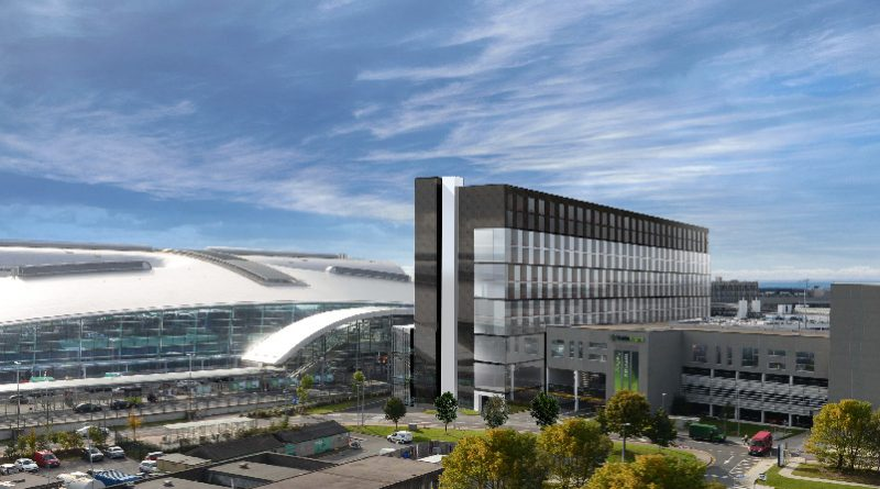 150 Construction Jobs to be created at New Dublin Airport Hotel