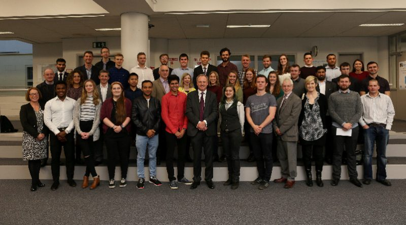 G&T Crampton award €10,000 to Civil & Structural Engineering Students