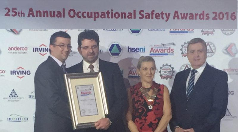 Double Success for Kirby at NISO awards