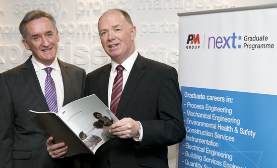 PM Group's, Larry Westman Chief Financial Officer & Dave Murphy Chief Executive Officer