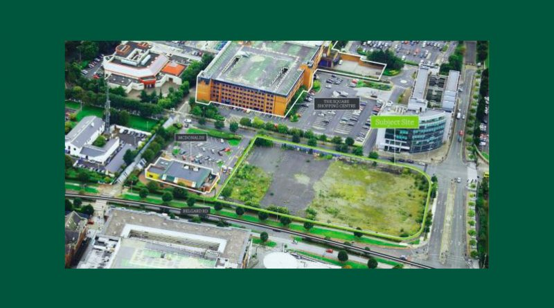 2.2-acre Tallaght site with development potential for €4.5m reduced price