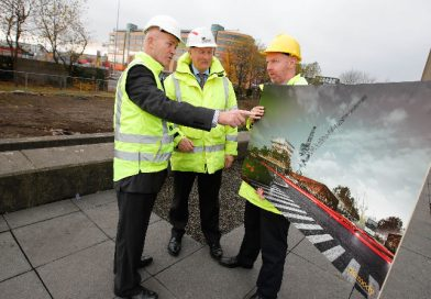 Dublin Port opens up Port Centre to the City with new Public Realm