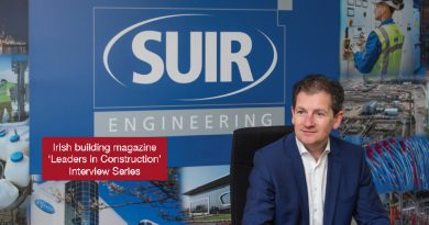 'Leaders in Construction' David Phelan, Business Development Director, Suir Engineering