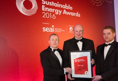 MEDITE SMARTPLY highly commended at the Sustainable Energy Awards 2016