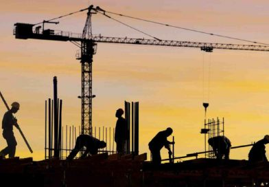 Near-record increase in January construction employment