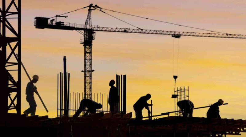 Construction companies experiencing severe difficulties in sourcing workers