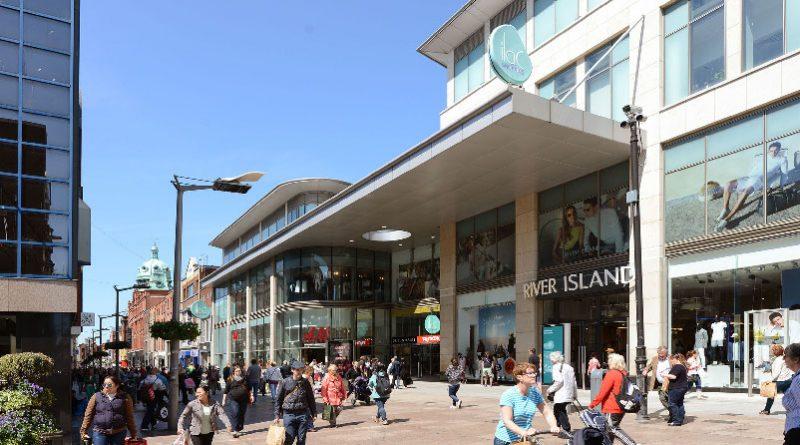 Ilac Centre refurbishment commences