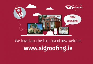 SIG Roofing launches new website