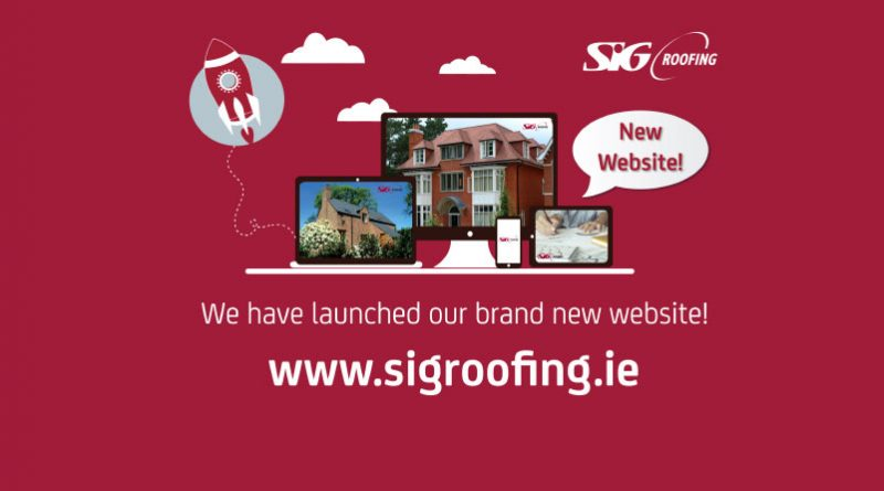 SIG Roofing launches new website  sc 1 st  Irish Building Magazine & SIG Roofing launches new website | | Irish Building Magazine.ie ... memphite.com