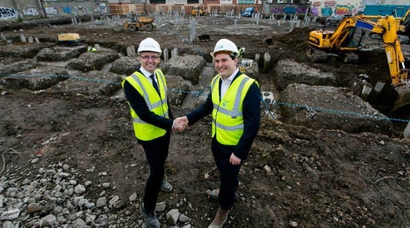 GSA Group announces Bennett Construction as partner on Brunswick Street Development