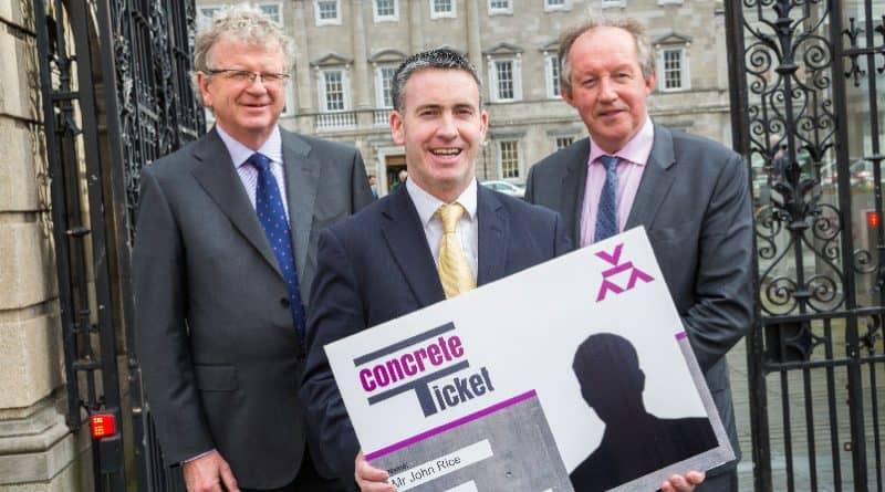 Irish Concrete Society's 'Concrete Ticket' Programme Launched