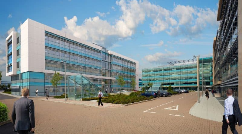 Construction starts on €24m South Dublin Office Building creating 210 jobs