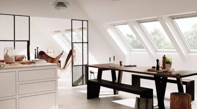 velux springs fresh rewards on installers irish. Black Bedroom Furniture Sets. Home Design Ideas