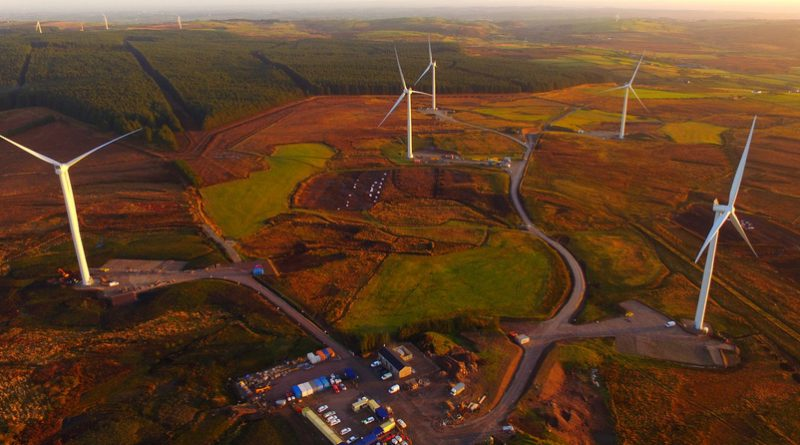 New windfarms to supply enough renewable energy to power over 36,000 homes