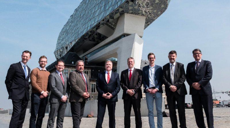 Enterprise Ireland trade Visit to Antwerp focusedon developing export opportunities for construction