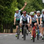 Murphy Surveys ride again to support Our Lady's Children's Hospital Crumlin
