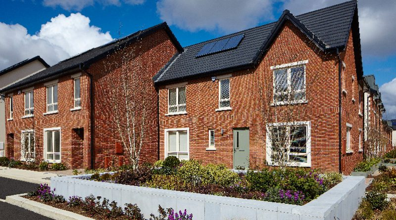 Cairn homes plc building quality irish building for Home building magazines
