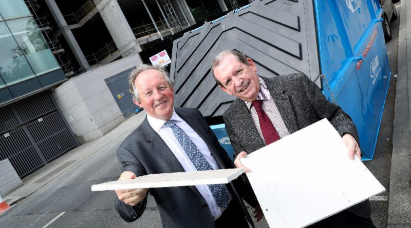 Gyproc Announce Ireland's First Nationwide Plasterboard Recycling Service