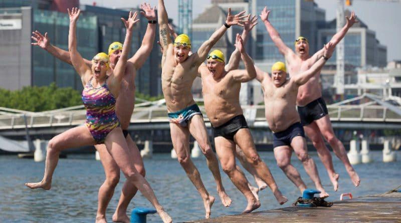 Jones Engineering Group to Sponsor the Iconic Dublin City Liffey Swim