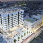 Hines Secures Final Approval For Central Plaza Re-Development