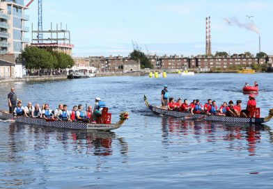 Sisk wins Dragons at the Docks property industry fundraiser – raising over €200,000 for charity
