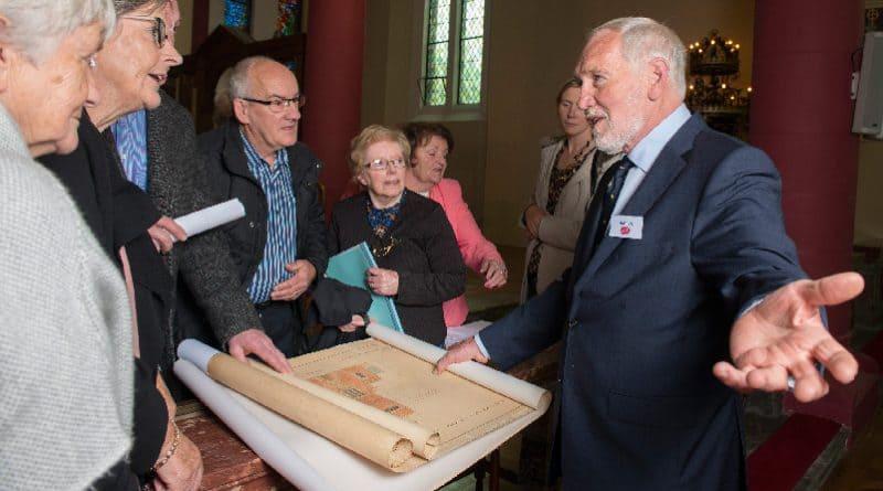 Sisk celebrates centenary of Mayo church construction