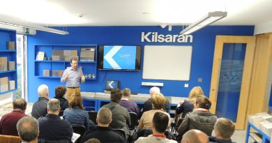 Kilsaran International's Essential Learning Series goes on the road
