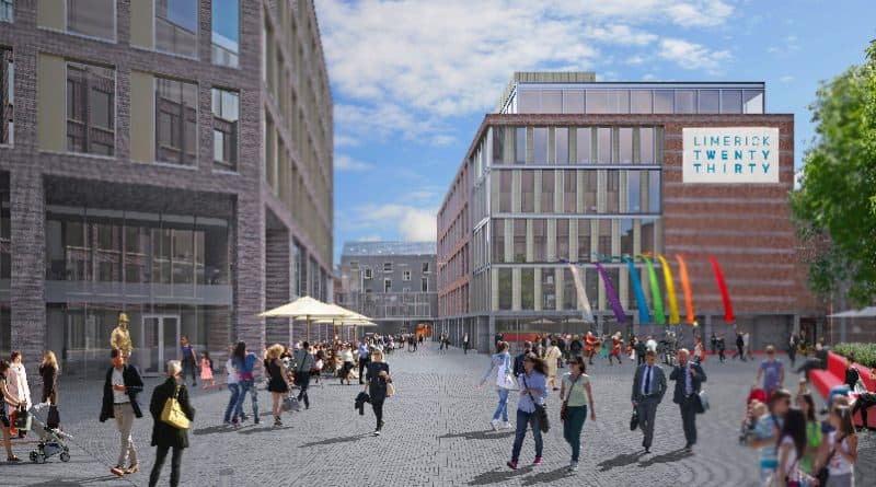 EIB backs rejuvenation of Limerick and confirms new Irish urban investment plans