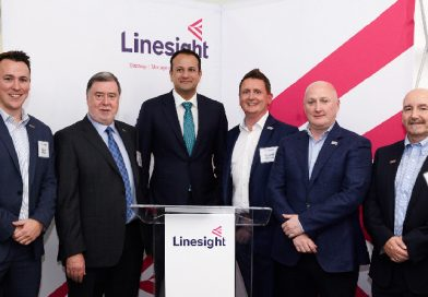 An Taoiseach opens Linesight's new San Francisco office