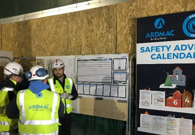 Ardmac adopts Lean Construction methods to enable excellence