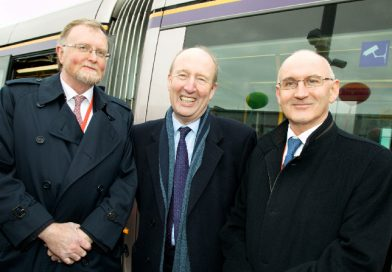 Sisk Steconfer JV welcomes opening of new Luas Cross City extension