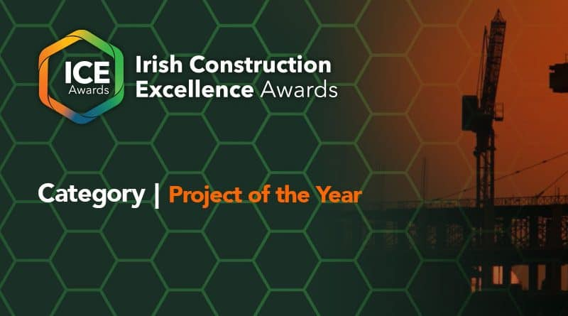 Cast you Vote now for the 2018 ICE Awards 'Project of the Year'