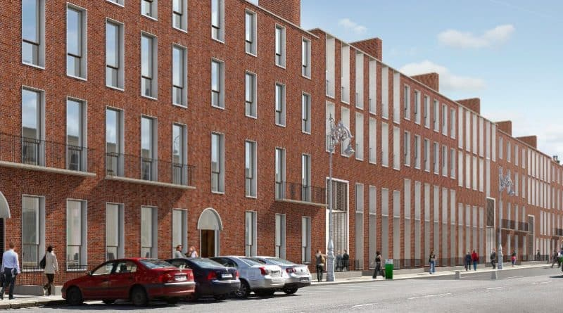PJ Hegarty underway with redevelopment of ESB's site on Fitzwilliam Street Lower
